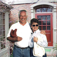 Michael and Cheryl Flory, Owners